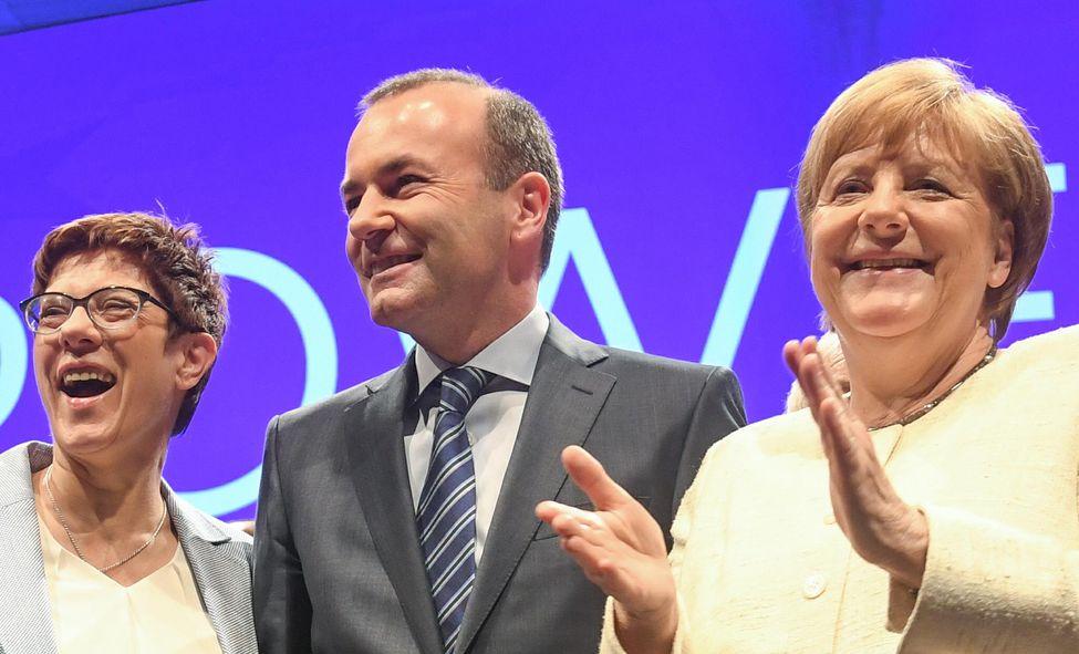 Au Sein De L Union Europeenne L Appetit Sans Fin De Berlin