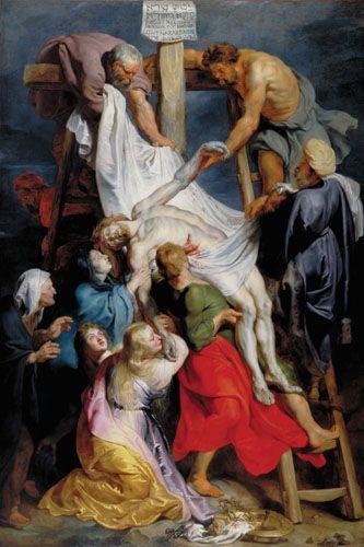 Rubens Palais des Beaux-Arts