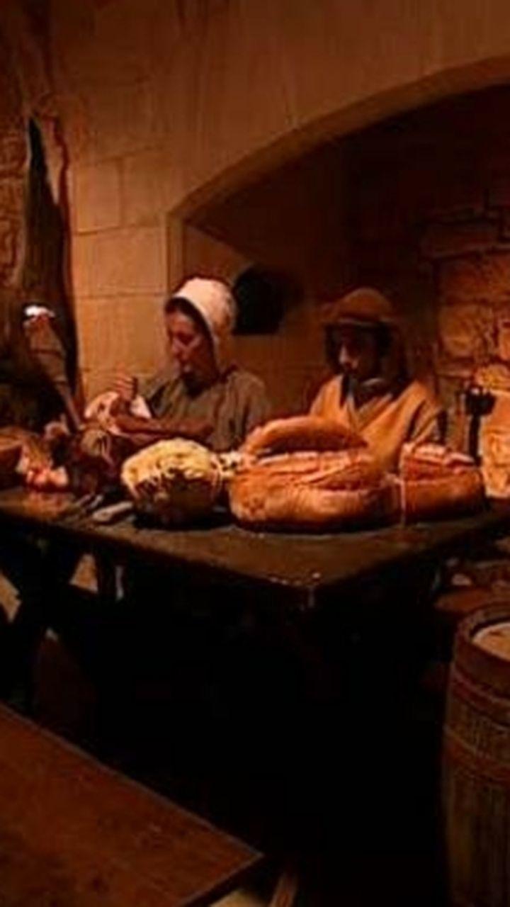 La Vie Quotidienne Au Moyen Age : quotidienne, moyen, Quotidienne, Château, C'est, Sorcier, Lumni