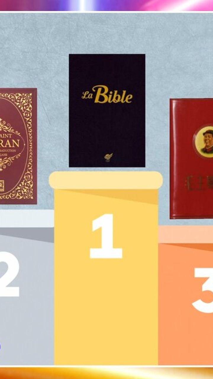 Les Livres Les Plus Lus Au Monde : livres, monde, Quels, Livres, Vendus, Monde, Avril), Vidéo, Français, Lumni