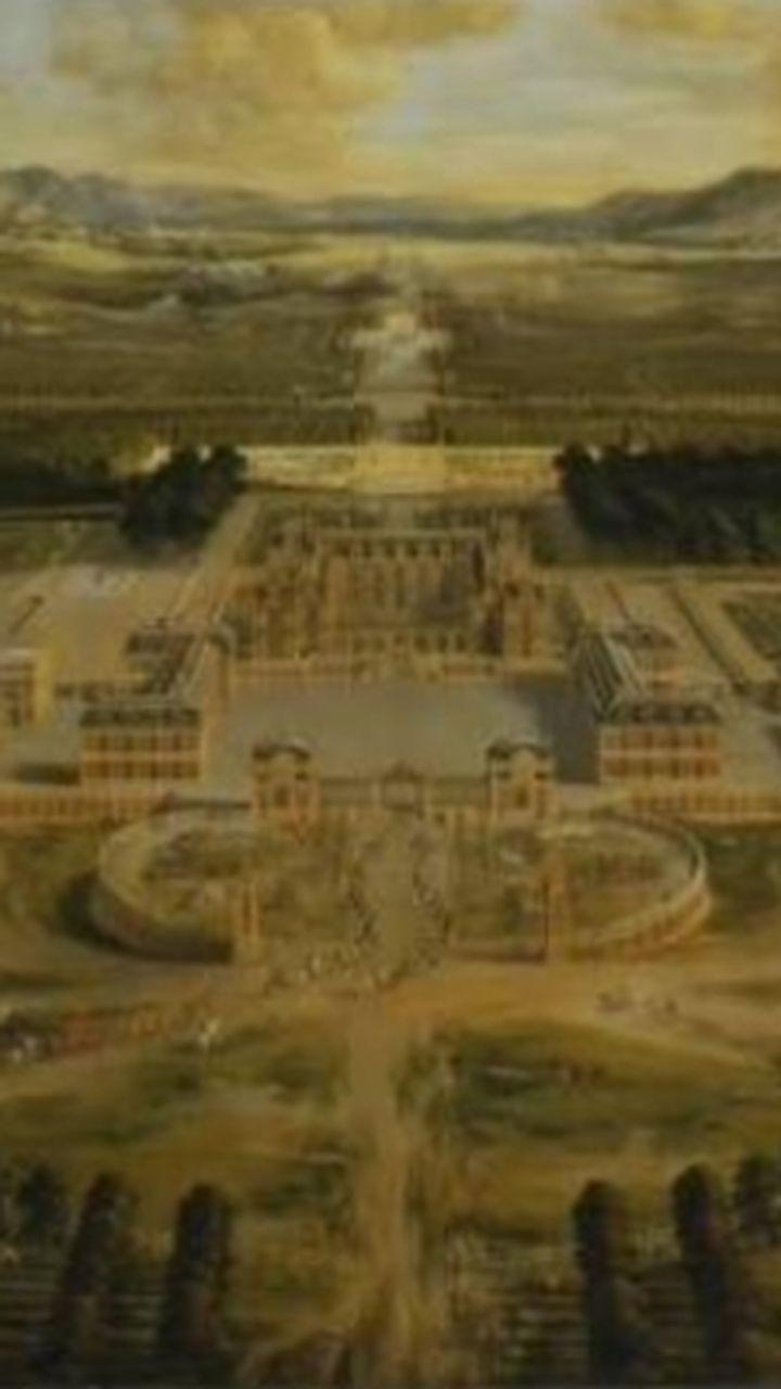 C'est Pas Sorcier Versailles : c'est, sorcier, versailles, Construction, Château, Versailles, C'est, Sorcier, Lumni