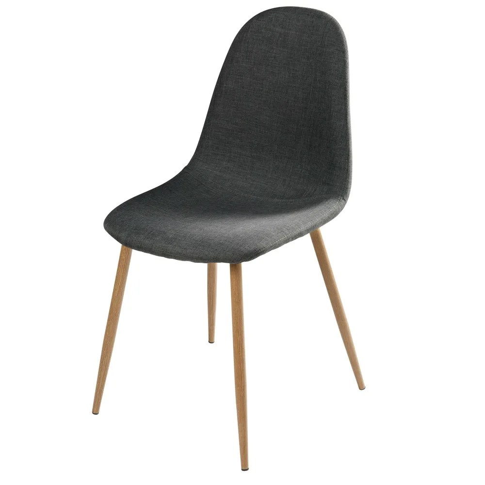 Scandinavian Chair Anthracite Scandinavian Chair