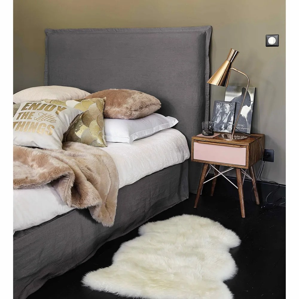 Bett Kopfteil 38 Unglaublich Kopfteil Bett Gepolstert Interior Ideen