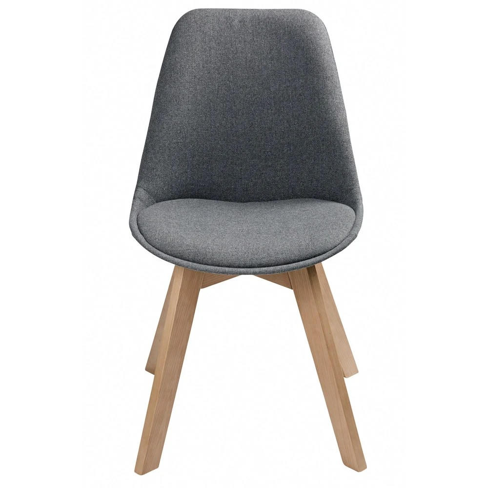 Scandinavian Chair Grey Marl Scandinavian Chair