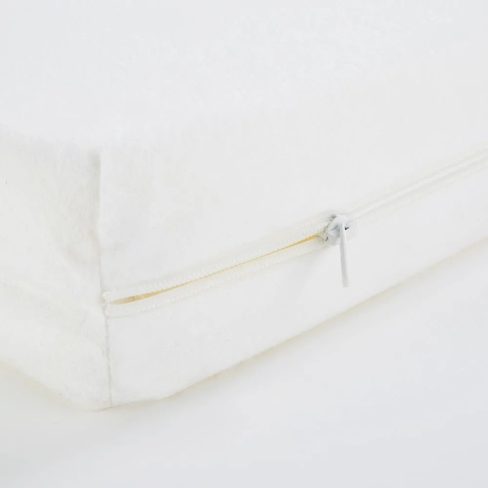 Materasso per lettino in schiuma di poliuretano 60x120 cm