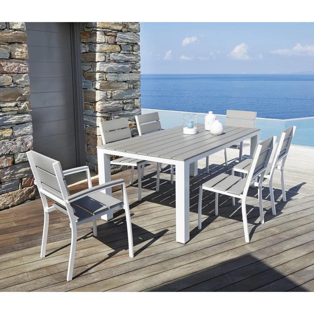 Sedie Da Giardino Alluminio.Tavolo Da Giardino Alluminio Set Tavolo E Sedie Da Giardino