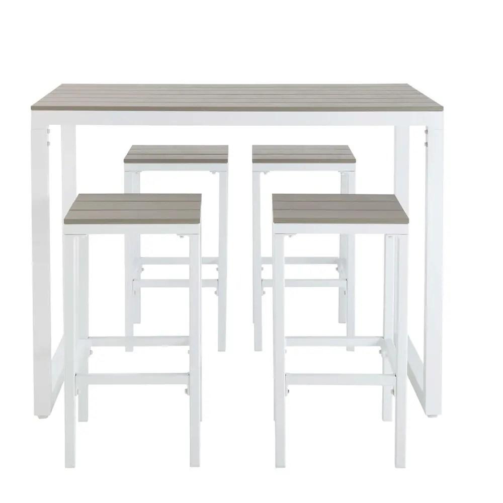 Tavoli Da Giardino In Alluminio.Tavolo Da Giardino Alluminio Set Tavolo E Sedie Da Giardino