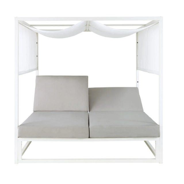 cama de exterior