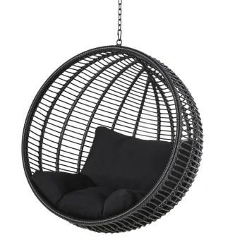 fauteuil suspendu de jardin en resine