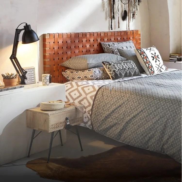 Potete quindi appenderle anche in camera da letto. Camera Da Letto Maisons Du Monde