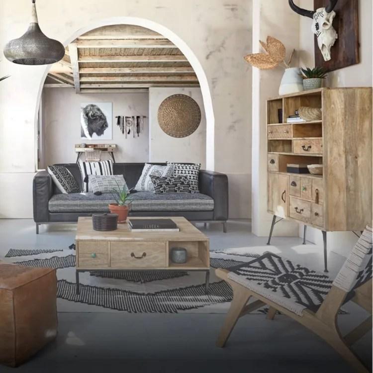 catalogo maisons du monde outdoor dal 1/03 al 31/10/2021. Living Room Maisons Du Monde