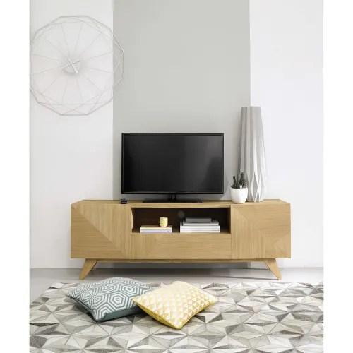 Dai un'occhiata ai nostri mobili e oggetti decorativi e fai i pieno di ispirazione! 2 Door 1 Drawer Vintage Tv Unit Origami Maisons Du Monde