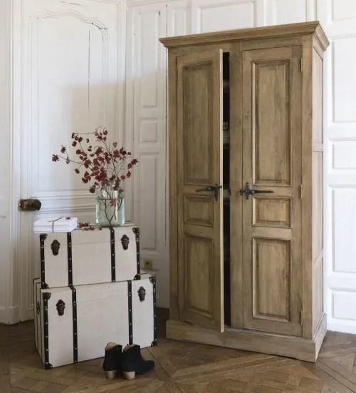armoire en manguier maisons du monde