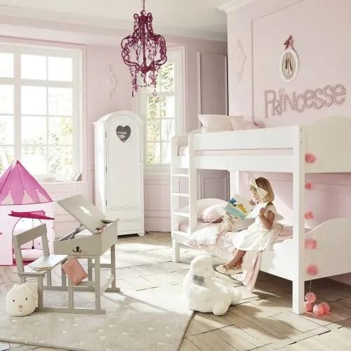 Camera bambino maisons du monde. Decorazione Da Parete Rosa 35x118 Cm Princesse Maisons Du Monde
