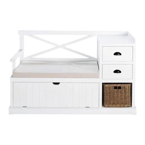 Catalogo online, storia, stile e mobili per arredare casa. Mobile Bianco Da Ingresso Freeport Maisons Du Monde