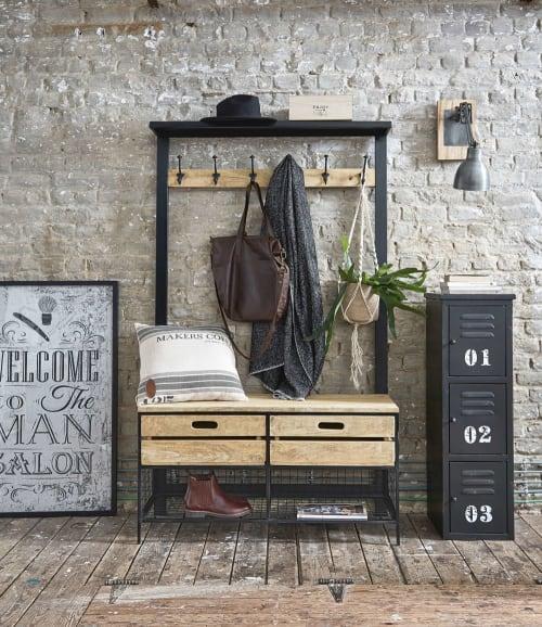 Mueble para la entrada, cómodo y funcional