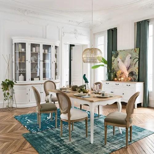 rideau a œillets en velours vert tilleul a l unite 140x300 maisons du monde