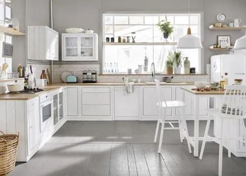 Mensole in cartongesso in vendita in arredamento e casalinghi: Scaffale Da Parete Da Cucina Bianco Embrun Maisons Du Monde