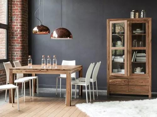 Tappeti maison du monde opinioni selezione di modelli con prezzi e offerte 13 picture gallery: Sedia Bianca In Cuoio Rigenerato Klint Maisons Du Monde