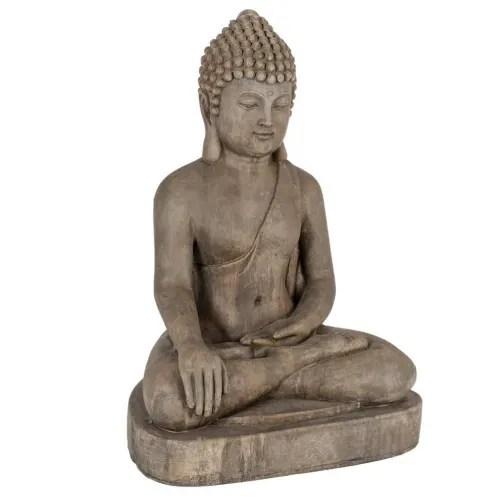 statue bouddha h75 maisons du monde