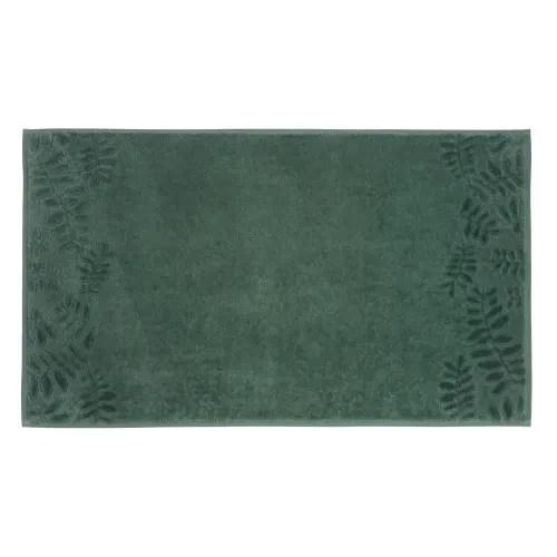 tapis de bain vert enredada