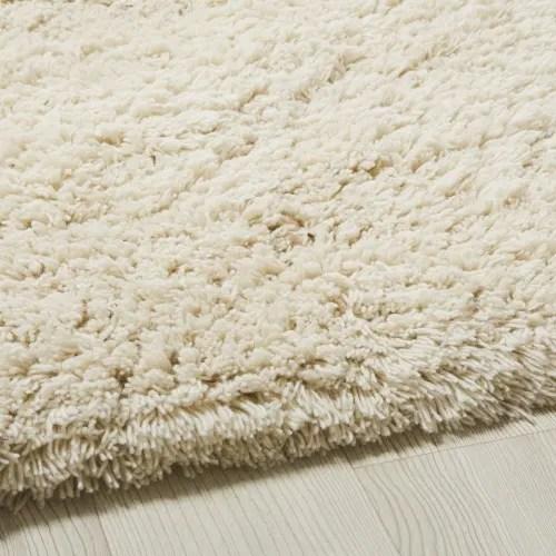 tapis en laine et coton ecru 140x200 maisons du monde