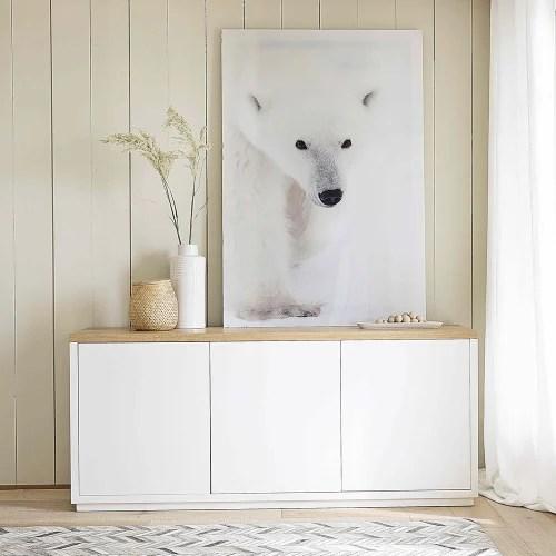 tende a pacchetto da interno finestra e porta. Tenda Bianca In Lino Slavato Con Occhielli Al Pezzo 130x300 Cm Maisons Du Monde