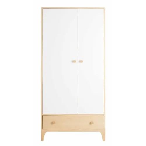 Max free spins winnings £100. White 2 Door 1 Drawer Wardrobe Moonlight Maisons Du Monde