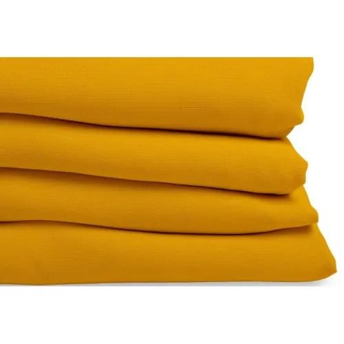 rideau phonique thermique occultant jaune 140x260 maisons du monde
