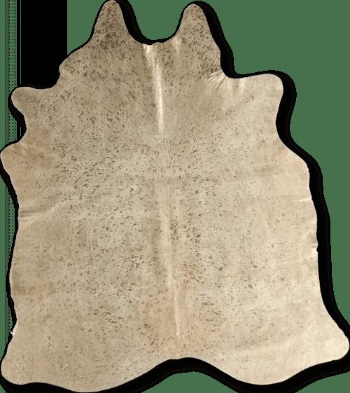 tapis peau de vache or 220x180 maisons du monde