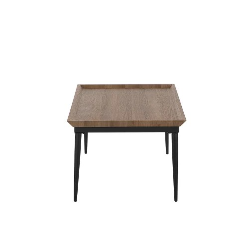table basse marron maisons du monde