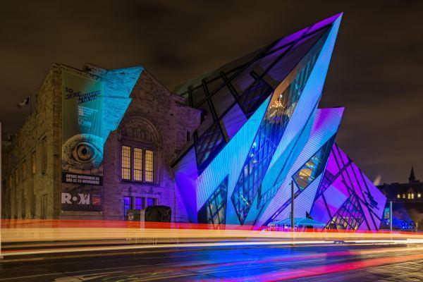 Centennial Ball Royal Ontario Museum Moment Factory