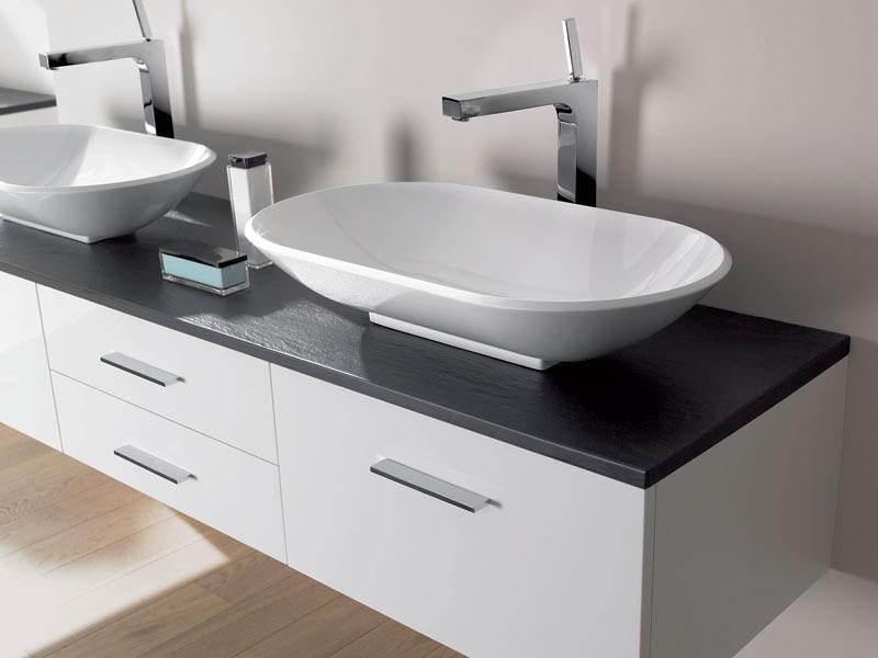 Meuble pour vasque  poser  critres de choix prix  Ooreka