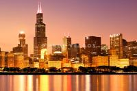 Images: Chicago Skyline Photos High Resolution Stock ...