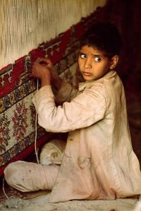 Michael Freeman Photography | Carpet factory