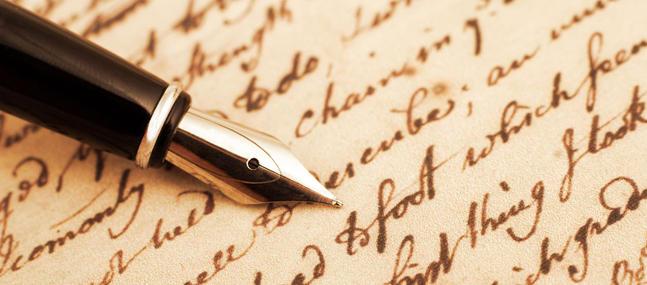 ecrire un courrier
