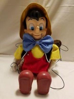 Le Montreur De Marionnette Dans Pinocchio : montreur, marionnette, pinocchio, Réplique, Marionnette, Pinocchio, Dessin, Animé, Spotern