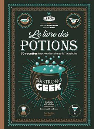 Livre De Potion Harry Potter : livre, potion, harry, potter, Potions, Gastrongeek, Video,