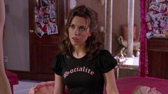 the t shirt socialite