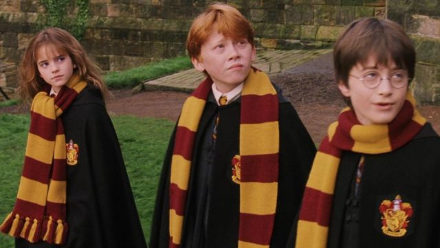Image result for hermione sorcerer's stone scarf