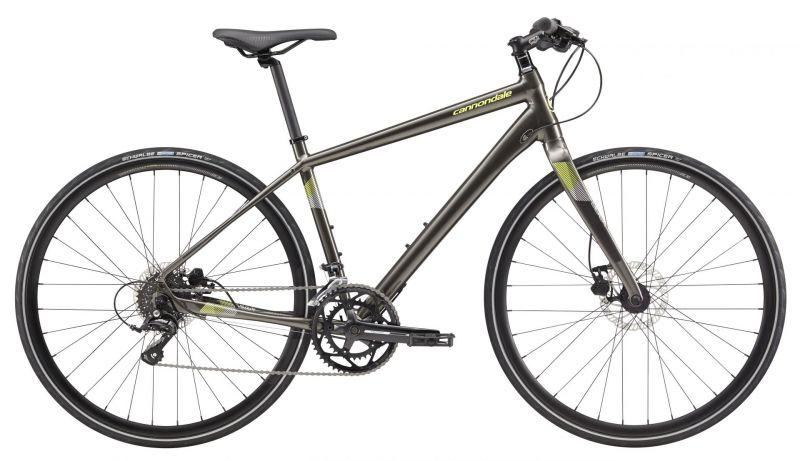 Vélo fitness Cannondale Quick Disc 3 2017 sur Ultime Bike