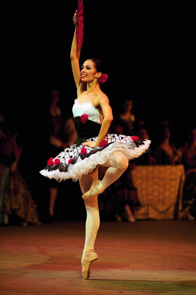 Ballerina de Bertrand Normand (2006) - UniFrance