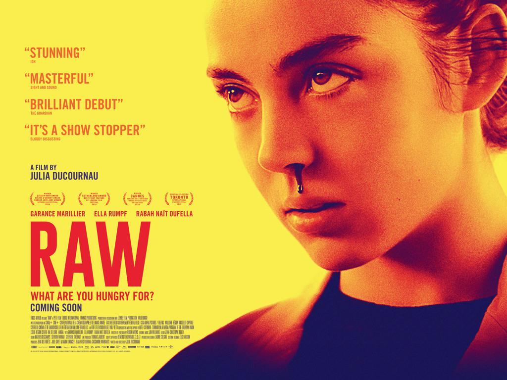 Image result for Raw  - poster
