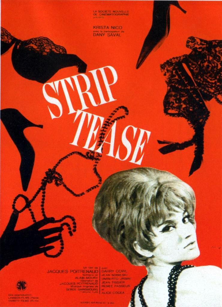StripTease 1963  uniFrance Films