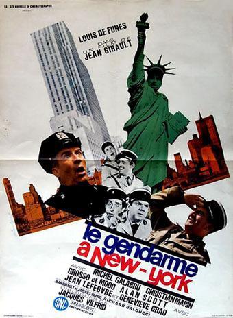 Le Gendarme A New York Film Complet En Francais Gratuit : gendarme, complet, francais, gratuit, Gendarme, Girault, (1965), UniFrance
