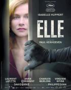 Paul Verhoeven's Elle poster