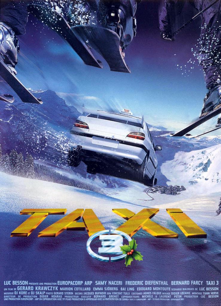 Taxi 3 2001  uniFrance Films