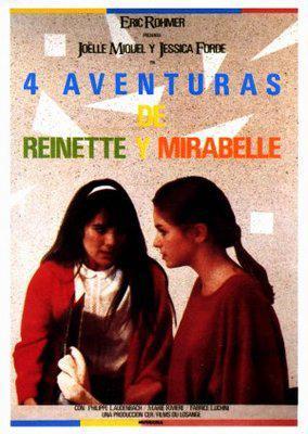 Quatre Aventures De Reinette Et Mirabelle : quatre, aventures, reinette, mirabelle, Quatre, Aventures, Reinette, Mirabelle, Éric, Rohmer, (1986), UniFrance