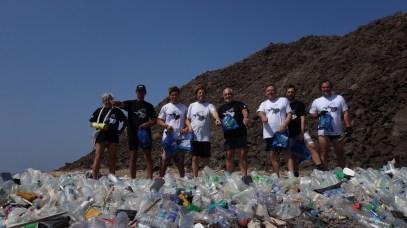 halte aux déchets plastiques