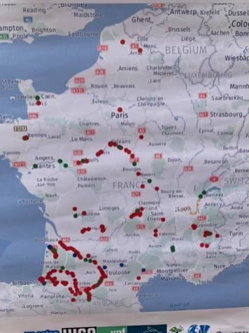 Descente du Rhône de la Suisse à Lyon 1